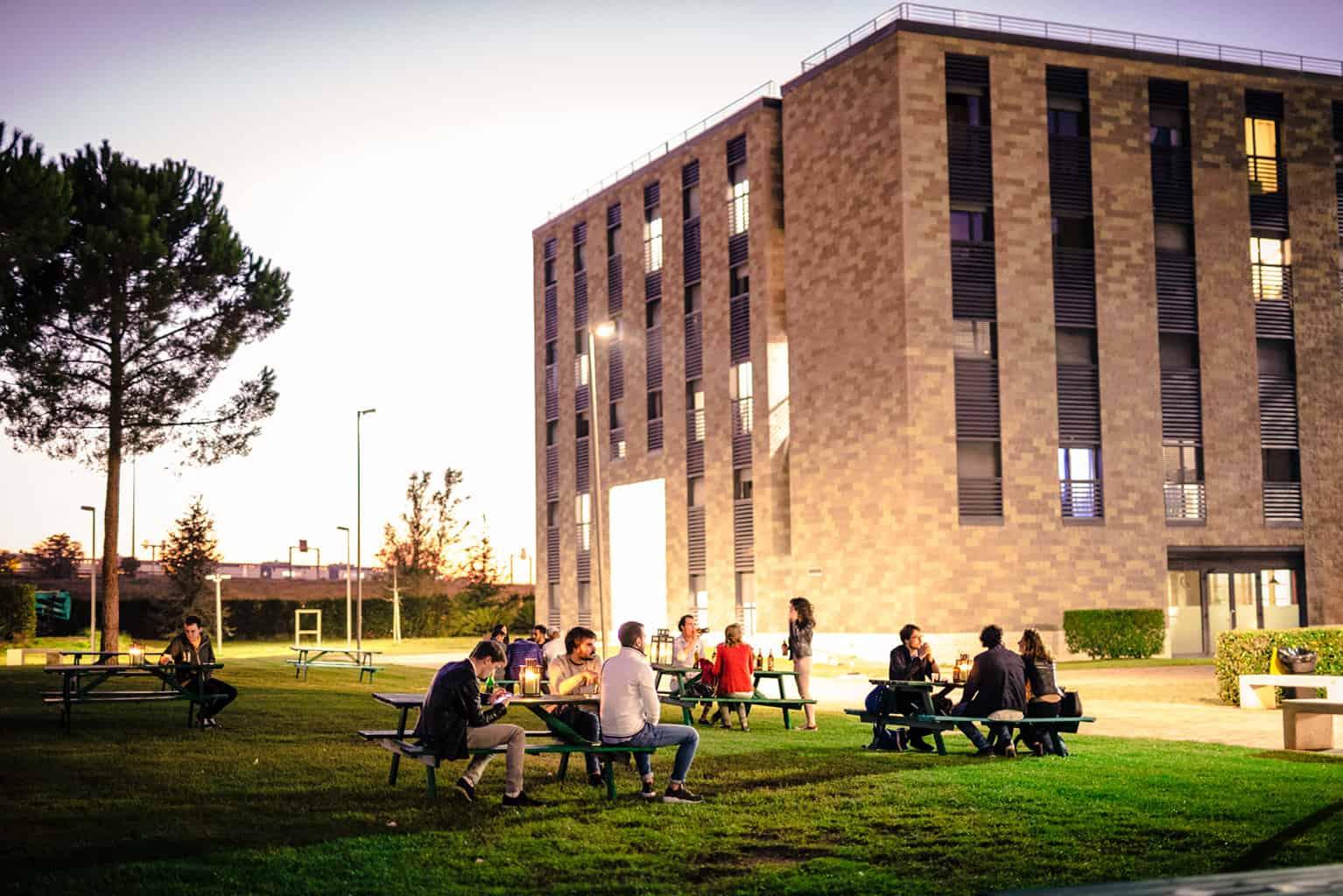 Creiamo student resort sul modello internazionale
