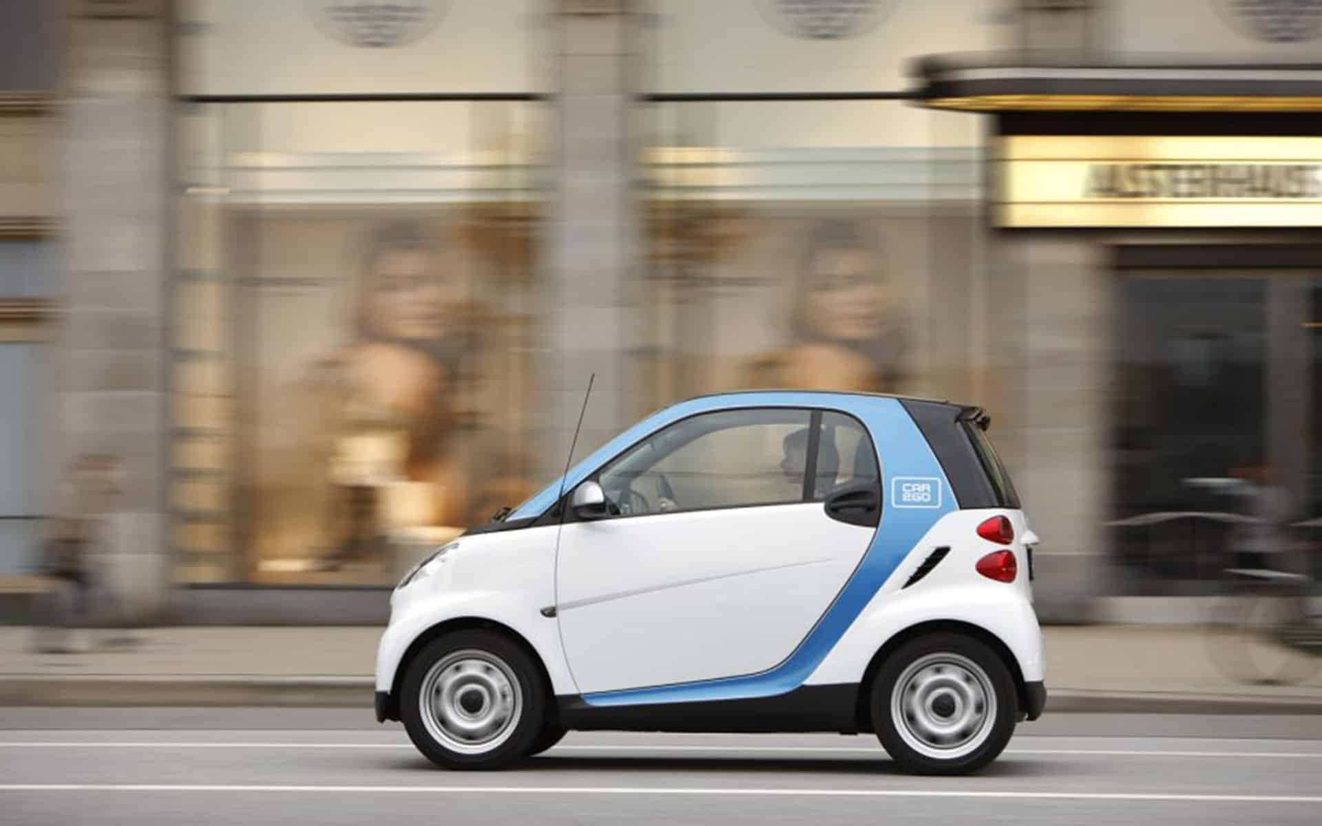 Thursday, January 25th from 12.00 to 18.00 registration day CAR2GO